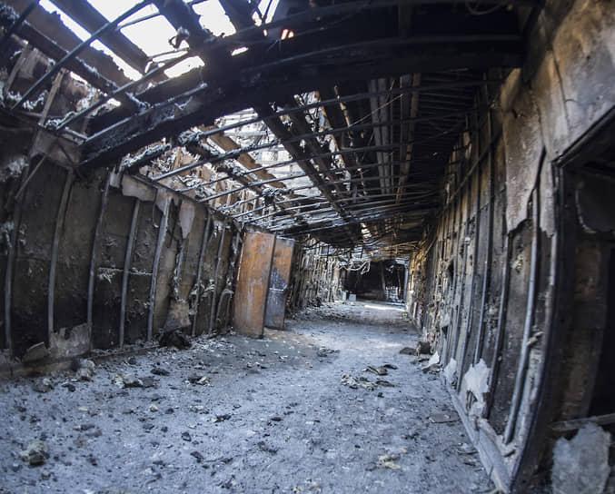 В Кемерово ходили слухи о нескольких сотнях жертв пожара, но власти эту информации опровергли
