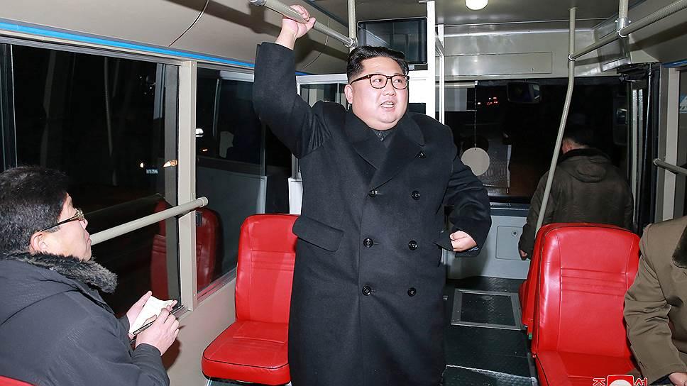 Чего ждали от визита лидера КНДР в Китай