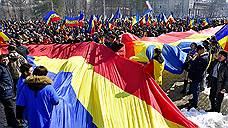 Число сторонников объединения Молдавии с Румынией постоянно растет