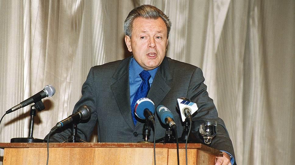 Губернатор Самарской области Константин Титов «умел договариваться» с центром