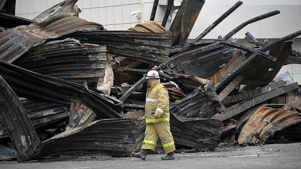 Кто расследует дело о пожаре в ТЦ