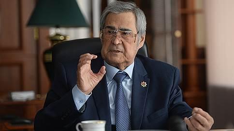 Отставки Амана Тулеева ждут в Госдуме // Парламентская оппозиция считает уход кемеровского губернатора неизбежным