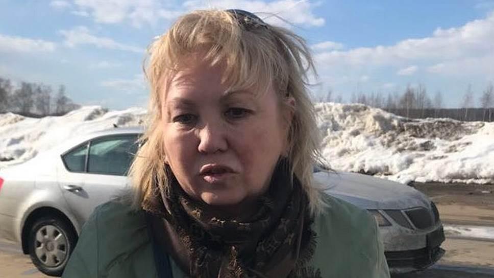 Начальник инспекции государственного строительного надзора Кемеровской области Танзилия Комкова
