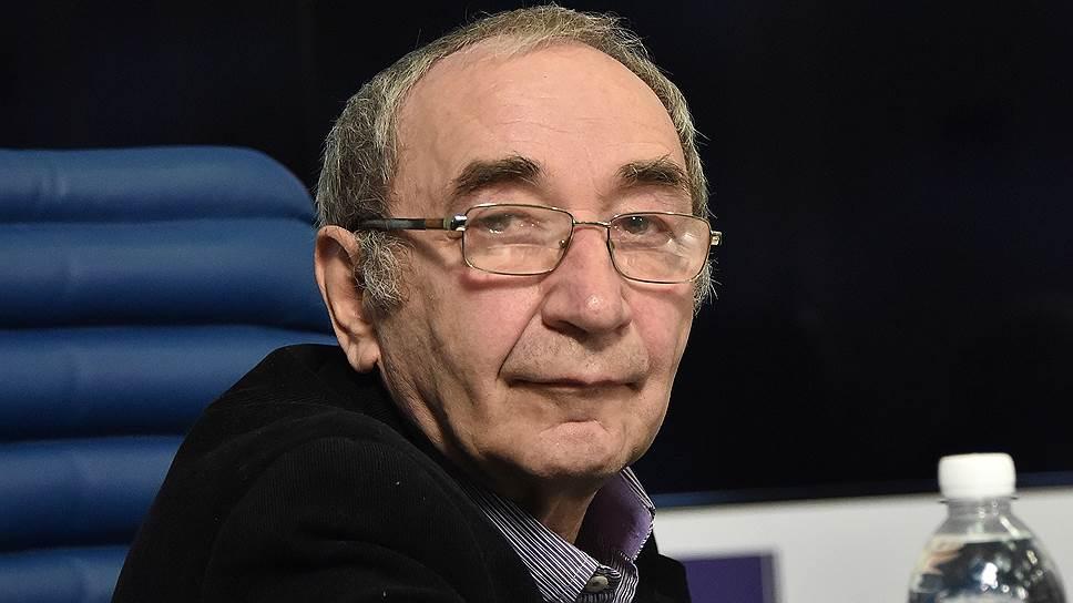 Председатель правления Общества «Мемориал» Арсений Рогинский