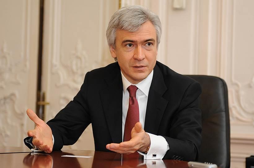 Бывший президент Балтийского банка Олег Шигаев