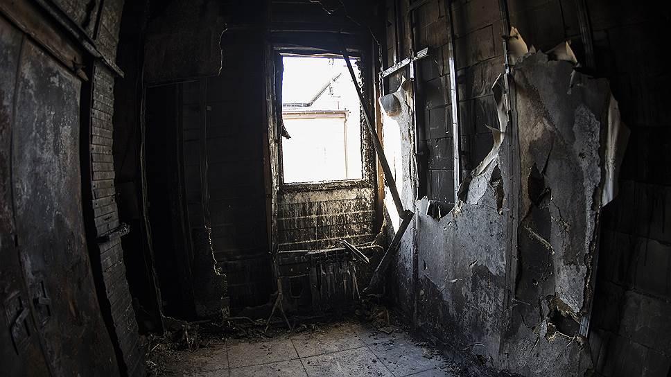 Как глава СКР Александр Бастрыкин побывал на месте трагедии