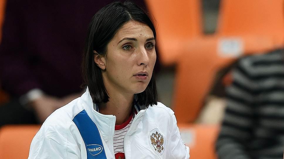 Бывший капитан женской сборной России по теннису Анастасия Мыскина