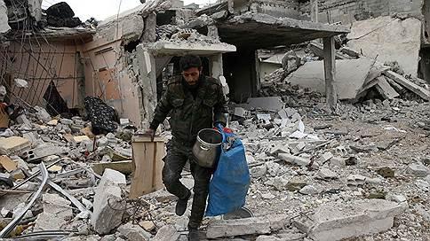 Восточная Гута сложила оружие // Саудовская Аравия больше не требует ухода Башара Асада