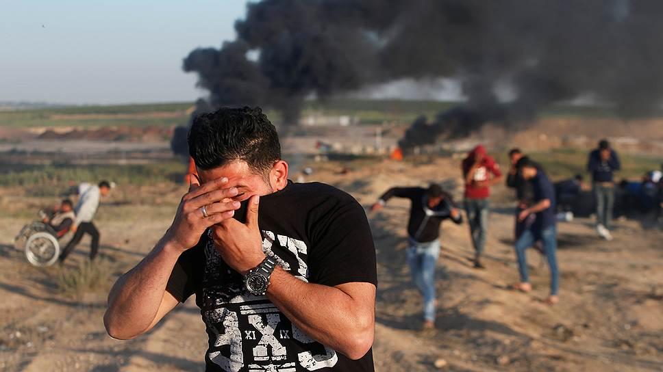 Как беспорядки в Палестине спровоцировали новый конфликт Израиля с внешним миром