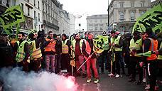 Во Франции развернулась рельсовая война