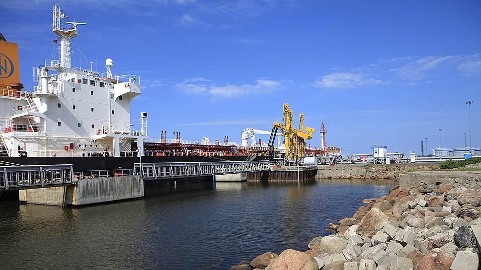 Литва нацелилась на покупку СПГ из США