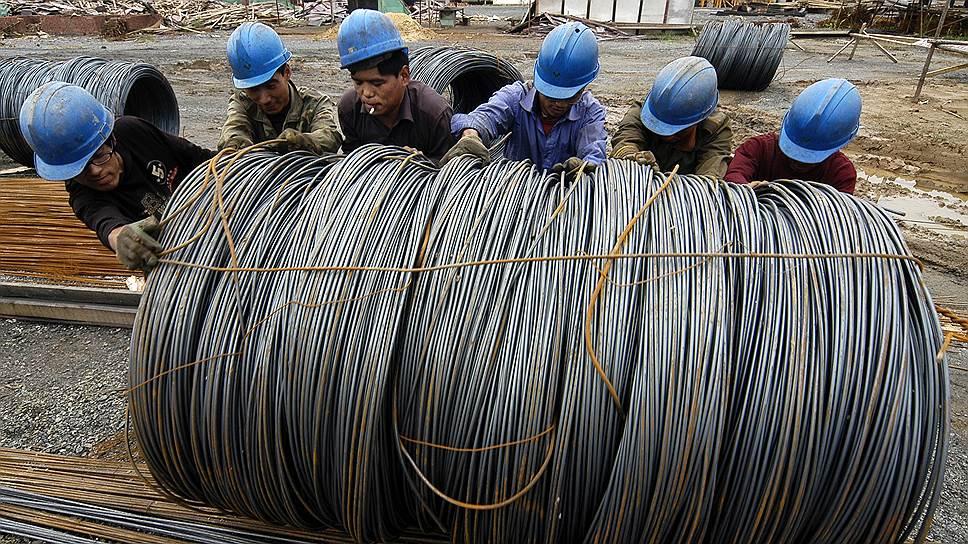 Производство стали в Китае, по мнению США, не соответствует нормам здоровой конкуренции
