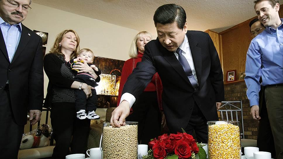 Китай может наложить пошлину на американские соевые бобы, но сам себя этим и накажет