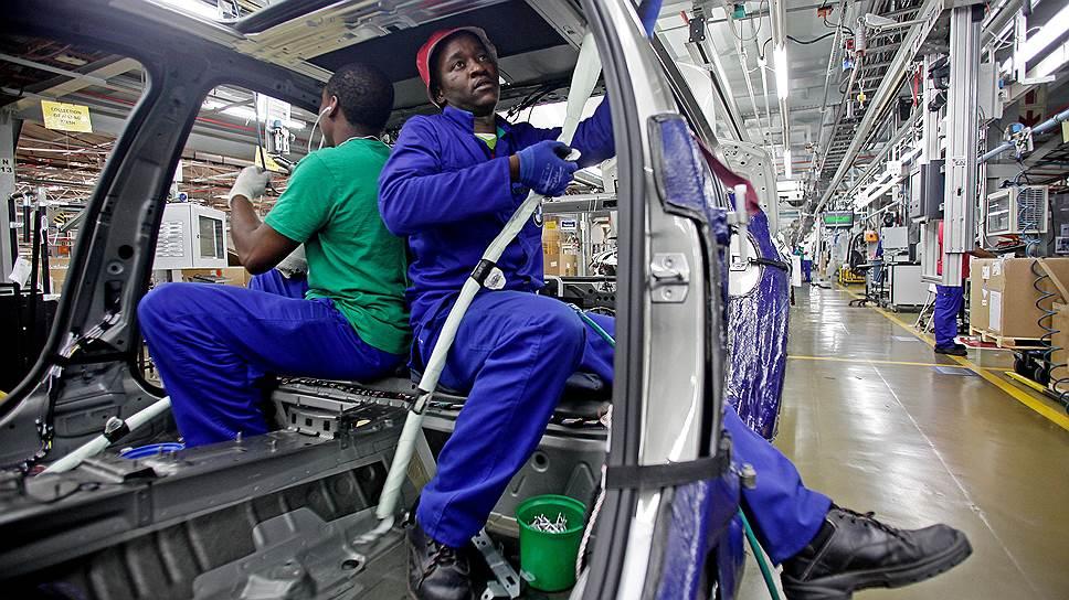 Американские автомобили, экспортируемые из США в Китай, в основном производятся на заводах германских концернов