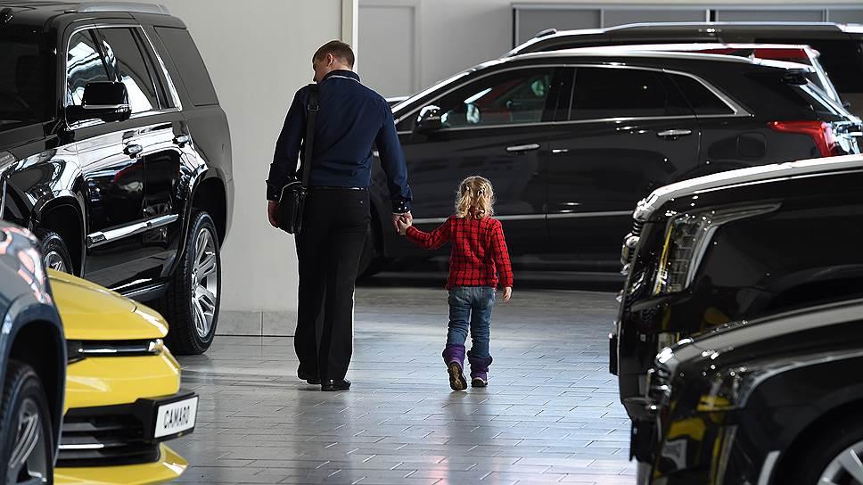 Почему в марте замедлились темпы роста продаж автомобилей
