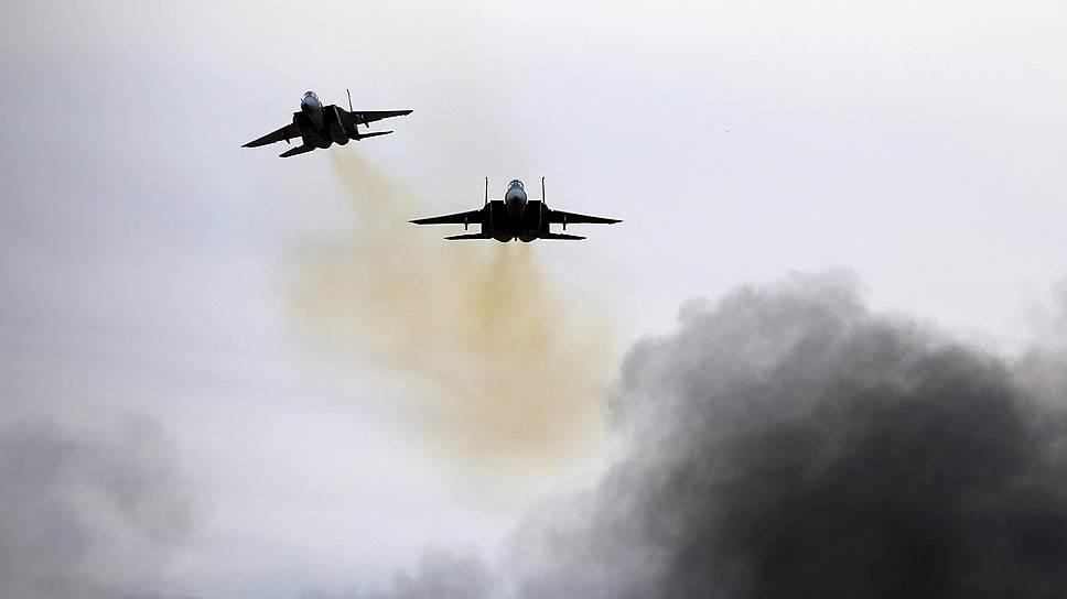 Минобороны РФ обвинило Израиль в атаке на сирийскую военную базу