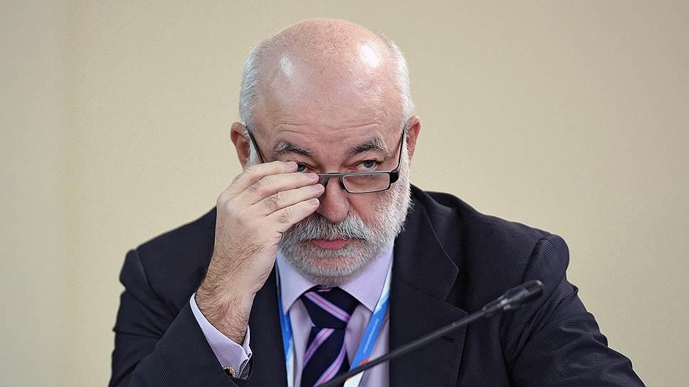 Председатель совета директоров группы компаний «Ренова» Виктор Вексельберг