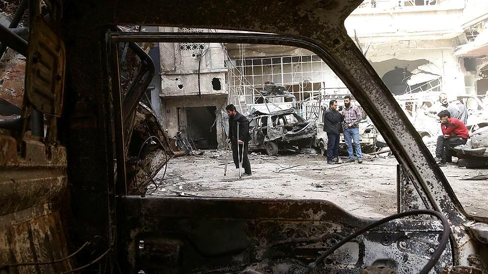 Россия предупредила США об «очень негативных последствиях» удара по Сирии
