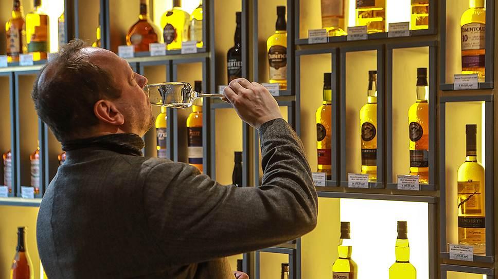 Как колебались цены на алкоголь в апреле