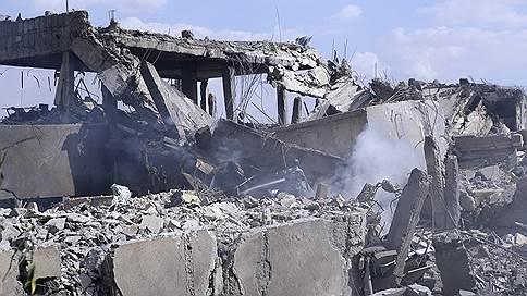 США, Великобритания и Франция нанесли удар по Сирии  / Онлайн-трансляция: Совбез ООН отклонил российскую резолюцию