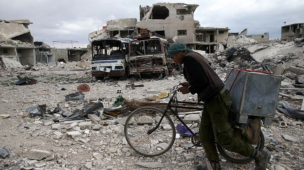 Как в мире готовились к удару США по Сирии
