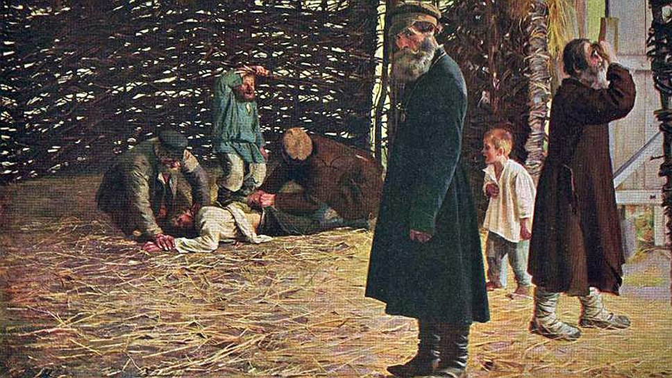 Поскольку арест давал земледельцу возможность отдохнуть от тяжких забот, крестьяне-судьи, как правило, приговаривали односельчан к порке