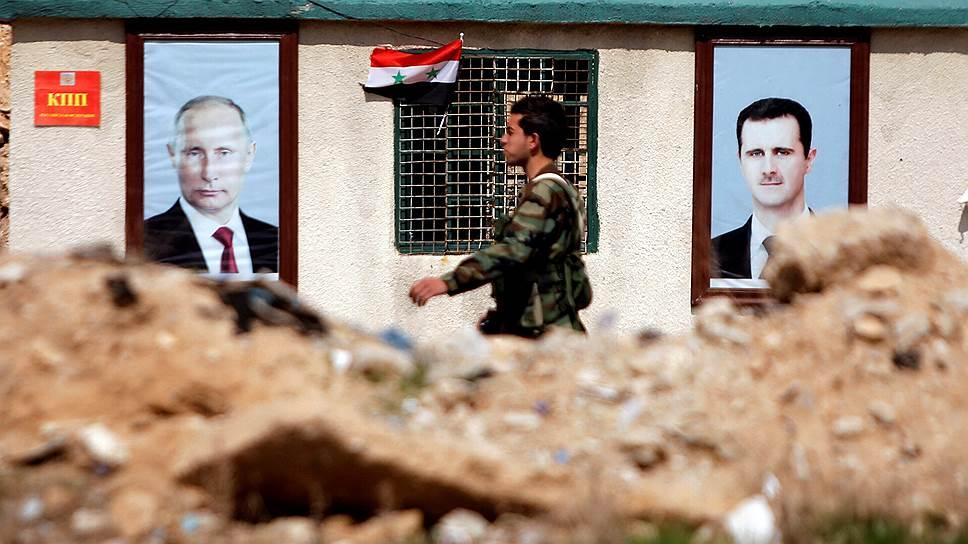 Восточная Гута полностью перешла под контроль сирийской армии