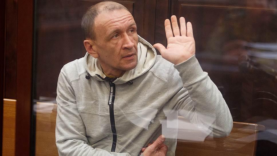 Как Сергея Генина отправили под стражу