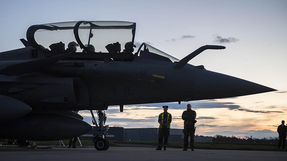 Что известно об ударах США, Великобритании и Франции по Сирии