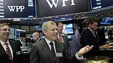 Глава WPP уходит от расследования