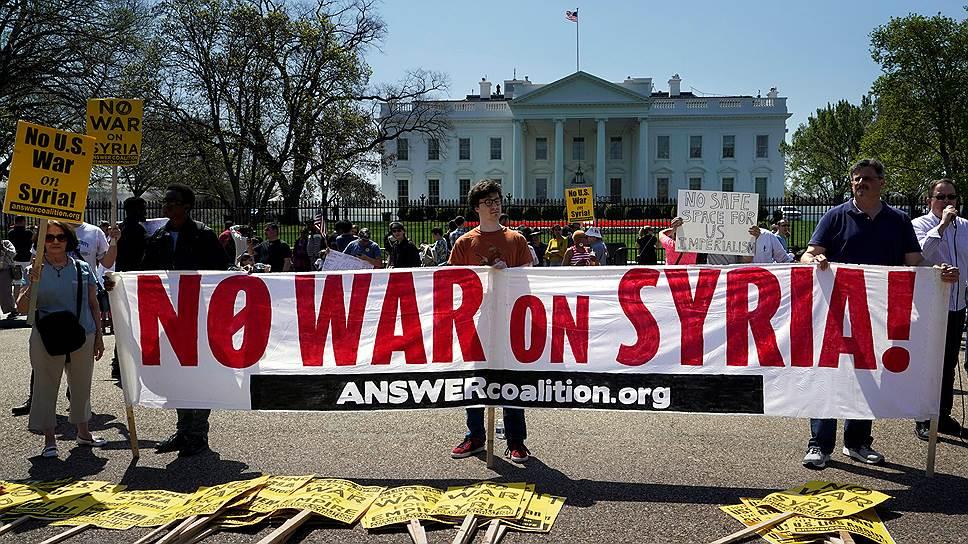 Зарубежные СМИ — о последствиях удара США, Великобритании и Франции по Сирии