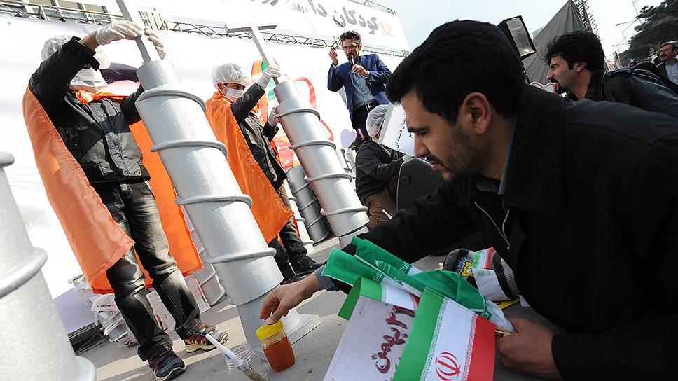 Ядерная программа Ирана стала практически его национальной идеей