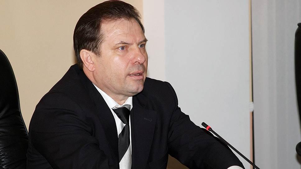 И. о. вице-губернатора Севастополя Владимир Татарчук