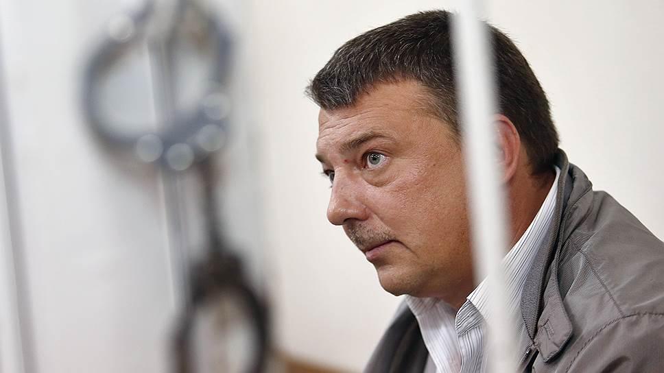 Бывший начальник главного управления межведомственного взаимодействия и собственной безопасности СКР Михаил Максименко