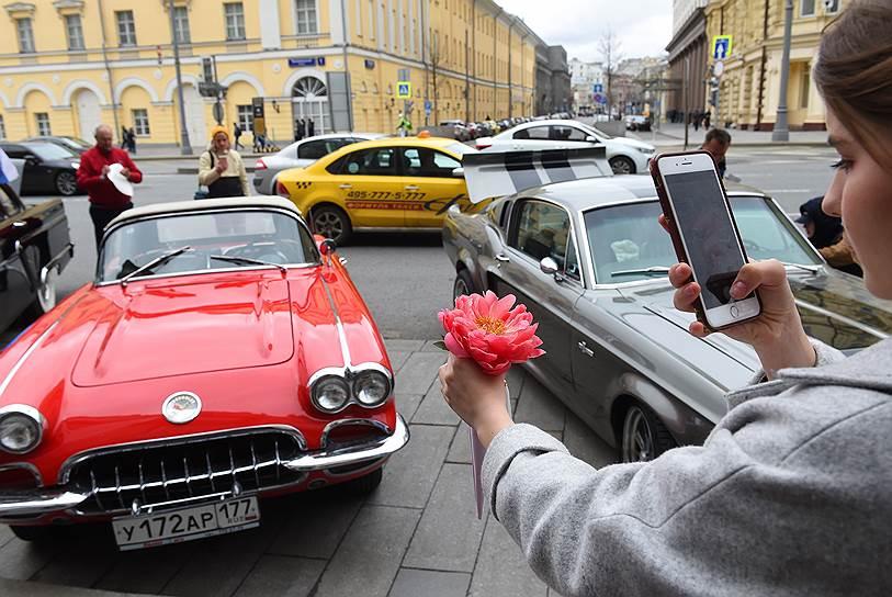 Все машины-участники заезда имеют государственную регистрацию и полностью исправны