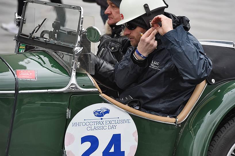 В заезде приняли участие 50 экипажей. Теперь сезон ралли в Москве можно считать официально открытым