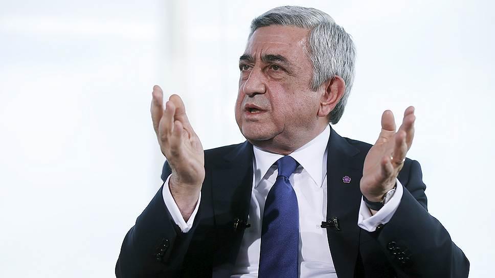 Как протесты вынудили Сержа Саргсяна уйти в отставку