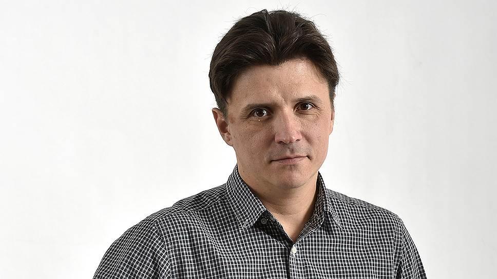 Заведующий отделом неделовых новостей ИД «Коммерсантъ» Иван Сухов