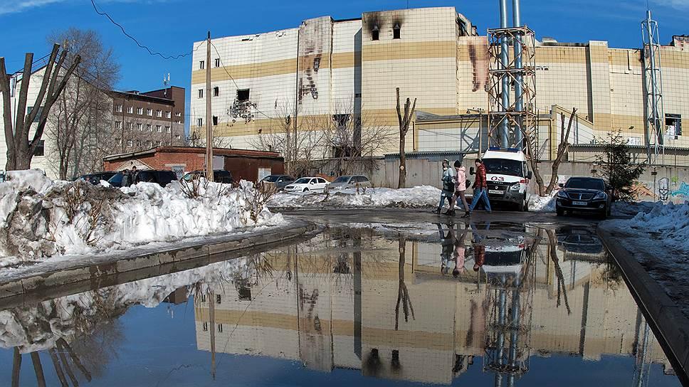 Как потратят пожертвования пострадавшим от пожара в ТЦ «Зимняя вишня»