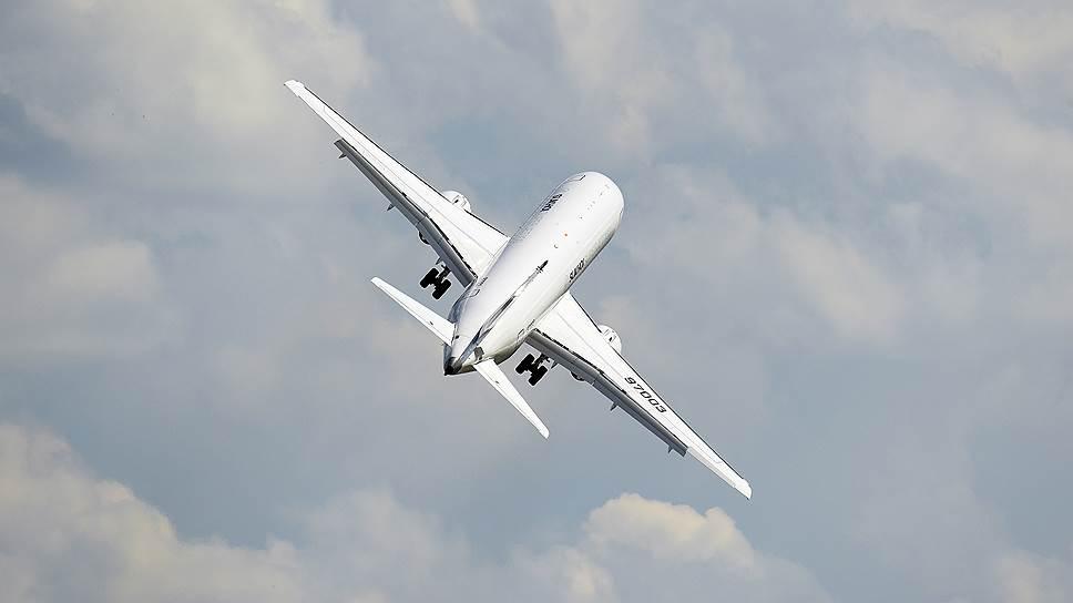 Иранские авиакомпании могут получить до 40 российских самолетов
