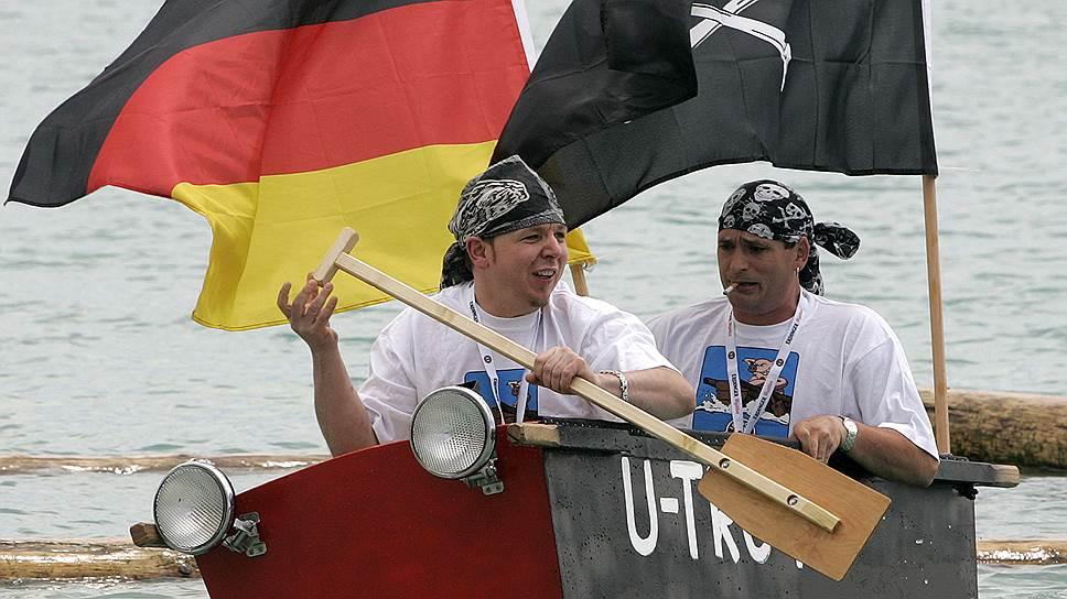 Немецкий бизнес не хочет терпеть убытки из-за санкций