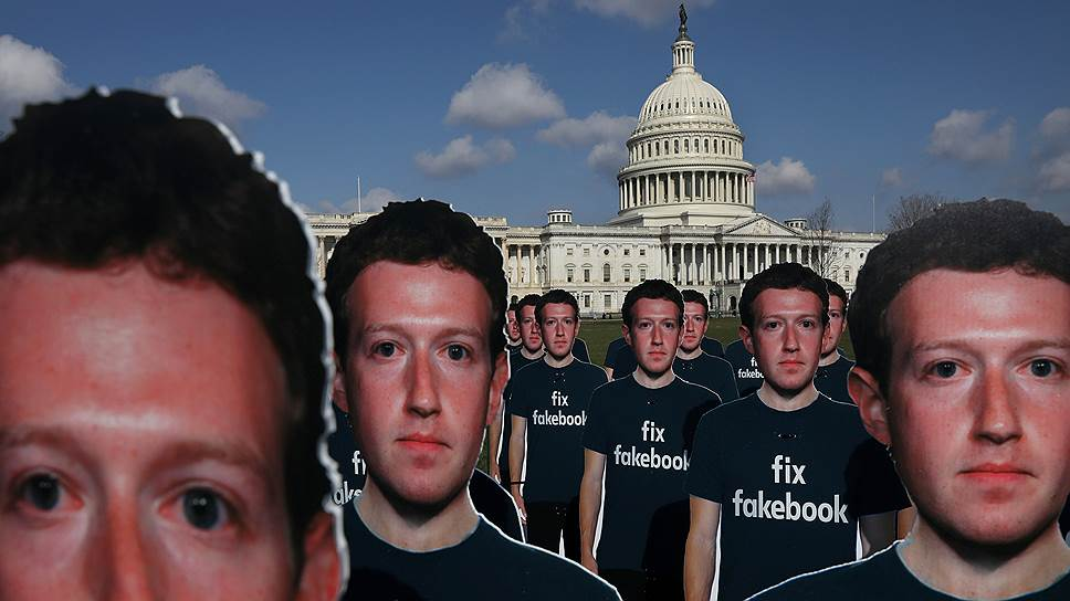 Несмотря на скандал, Facebook отчиталась за первый квартал о 50-процентном росте выручки