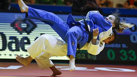 Российские дзюдоисты стартовали без раскачки // В первый день чемпионата Европы в Тель-Авиве они взяли три золота и две бронзы