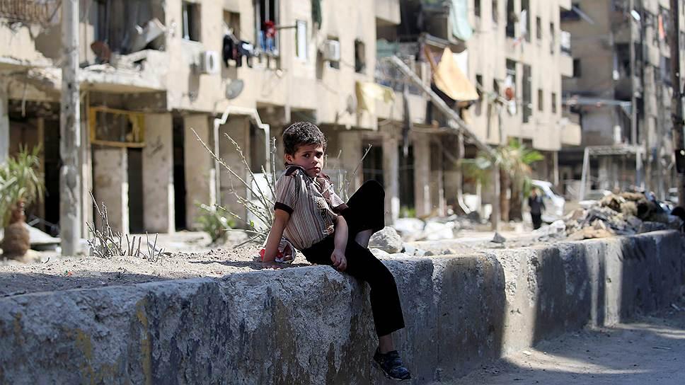 Новый закон о недвижимости может оставить без домов миллионы сирийцев