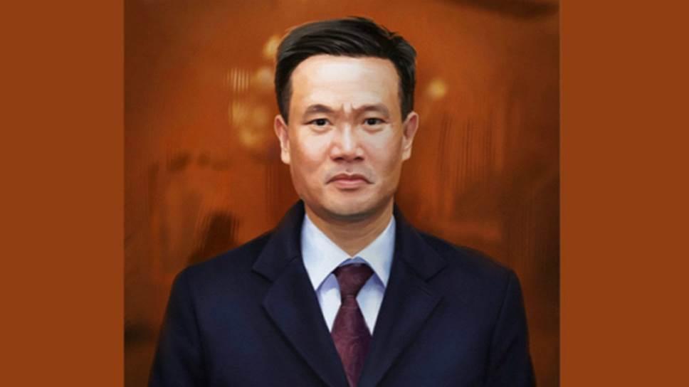 Китайский бизнесмен Е Цзяньмин