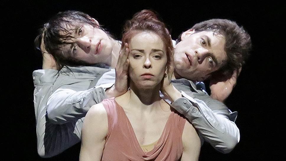 На Новой сцене Большого театра состоялся бенефис, устроенный для четырех артистов
