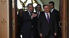 Россия, Турция и Иран нашли работу для ООН в Сирии