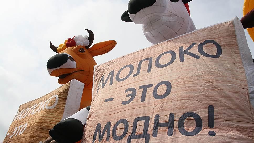 Каким образом чиновники хотели решить регулярные конфликты вокруг поставок молока из Белоруссии в Россию