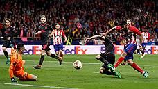 «Атлетико» вернулся в финал