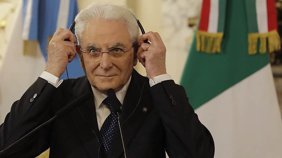 Как проходили консультации по формированию итальянского правительства